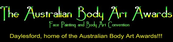 The Australian Body Art Awards 2012