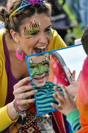 Face Painting Designs For Kids Simple And Easy Designs Tips For The Mums