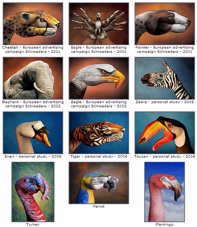 Work by Guido Daniele