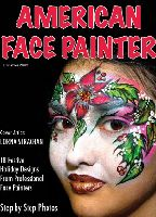 American Face Painter Magazine Christmas