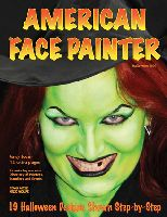 American face painter magazine