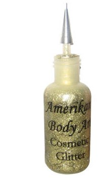 Click to buy Amerikan Body art glitter