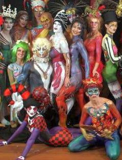 Australian body art awards