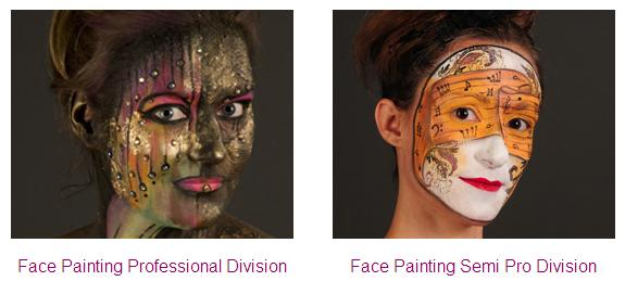 award winning dream catcher face painting - award-winning-face-painting-pro