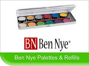 Click here for Ben Nye Palettes & Refills