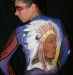 Bodypaint bodyartstudio magic faces