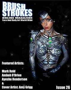 Brush Strokes Magazine