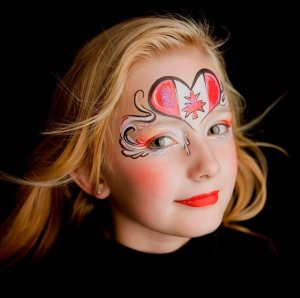 face painters directory canada
