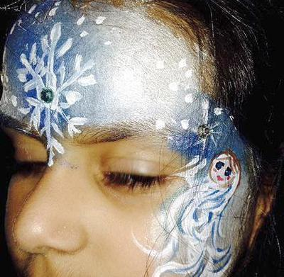 Creative Faces Face Painting