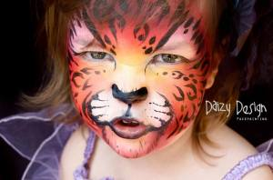 Daizy Design Tiger