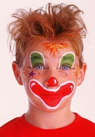 Happy Clown from DK Images website Click here to see a larger image