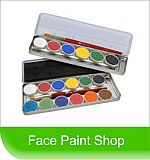 Face Paint Shop USA