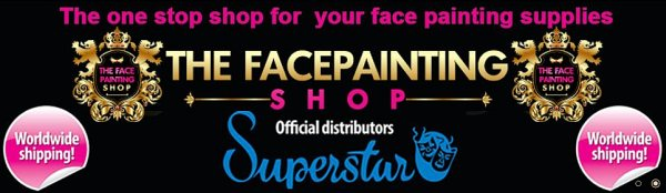 Face Painting Shop