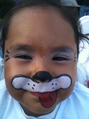 Face Painting And Balloons For Parties And Events