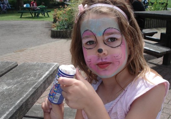 tiger face painting ideas. Kids+face+paint+pictures