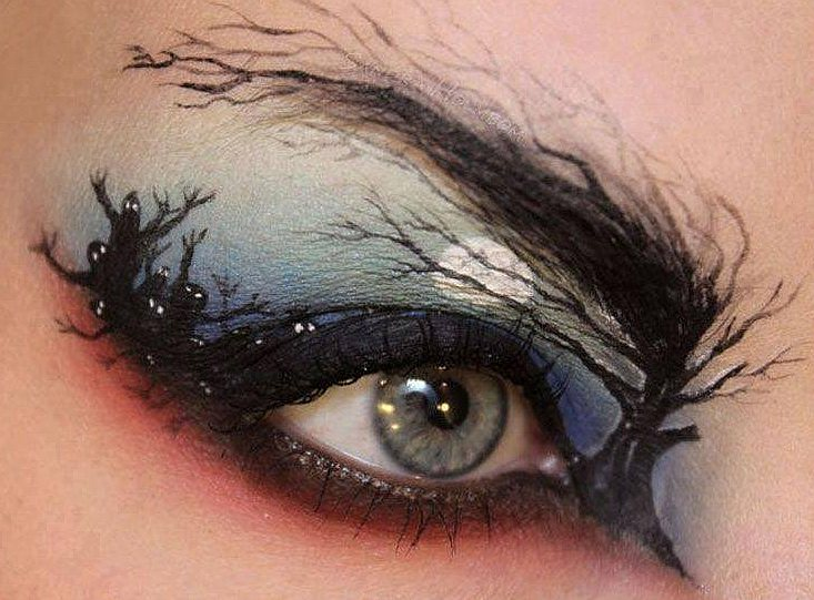 makeup by sandra holmbom - Fun Pictures To Paint