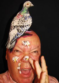 face painting public liability insurance - Painted by James Kuhn