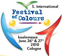 Festival of colour or