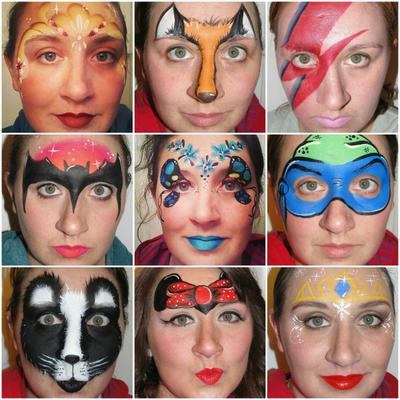 Face The Art Face Painting