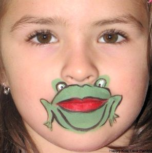 Kids Painting on Happy Kids Face Painting 21494084 Jpg
