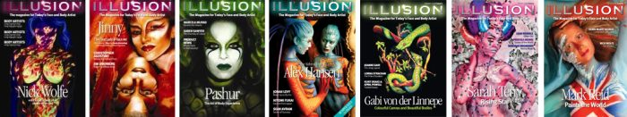 illusion magazine issues