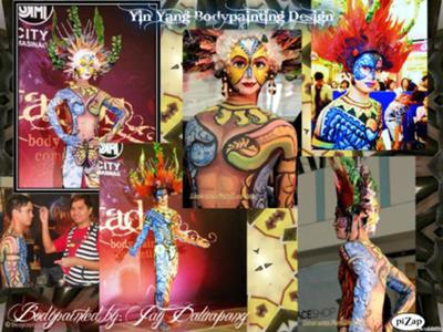 Body Art (Click on smaller Pics to Enlarge)