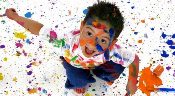 kids - Painting Images For Kids