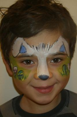 Collection Easter Face Painting Ideas Pictures - The Miracle of Easter