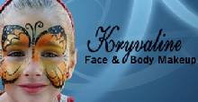 Kryvaline Face Paints
