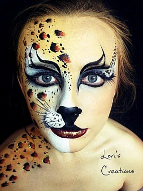 Fun Face Painting Creations