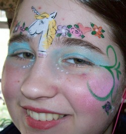 Unicorn Princess (click on the smaller images to Enlarge)