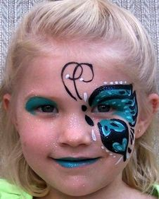 Paint Me - Face Painting and Body Art Services
