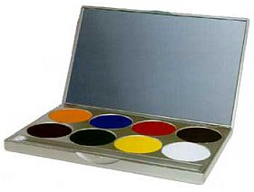 Click to Buy, the Paradise 8 Color Palette