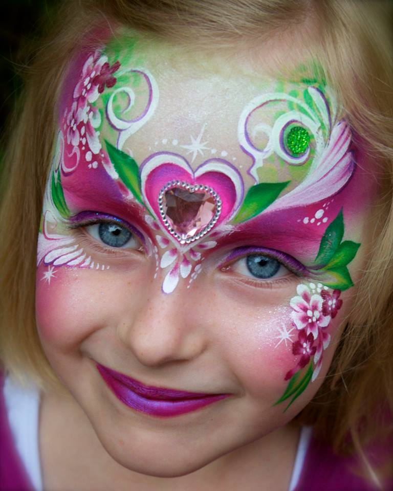 face painting designs starsricha