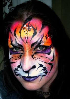 The Gilded Cat Face Painting Amp Special Effects Makeup