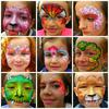 Face Painting (Click on images below to enlarge)