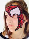 Spiderman girl (Click on smaller images to Enlarge)