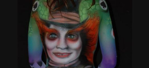 UK Face and Body Painting Convention