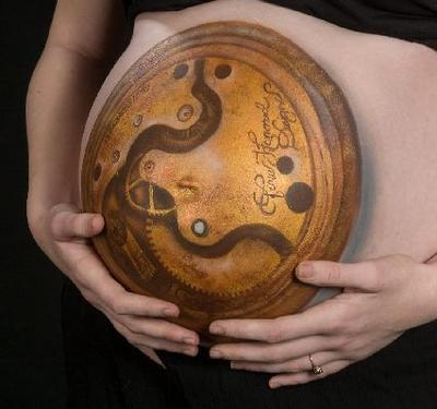 Belly Art (Click on smaller images to enlarge)
