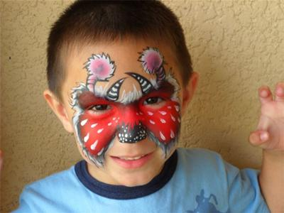 Face Art for Kids