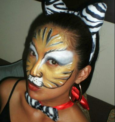 Tiger Stewardess