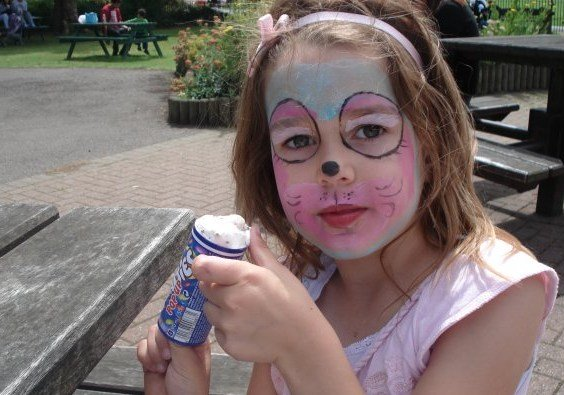 face painting for kids picture
