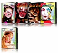face painting videos