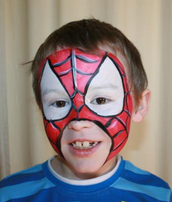 Spiderman (click on the smaller images to Enlarge)