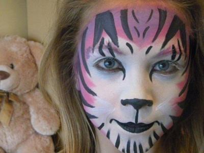 Tigress (Click on the smaller images to Enlarge)