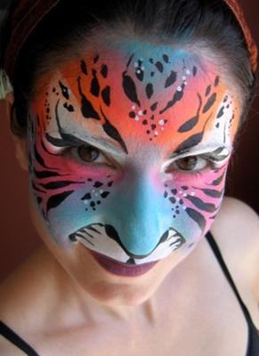 Rainbow Tiger (Click on smaller images to enlarge)