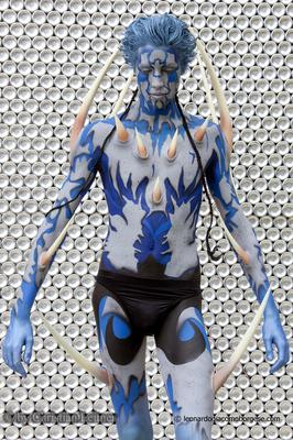 Body Art (Click on smaller images to Enlarge)
