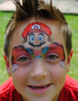 Mario - by Aimees Creations