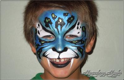 Boy Tiger (Click on the smaller images to Enlarge)