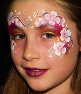 Nicola - Faces-4-Fun (Face Painter UK)